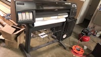 hp plotter barely used Manassas, 20110
