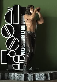 Action figure Jim Morrison Cassano d'Adda, 20062