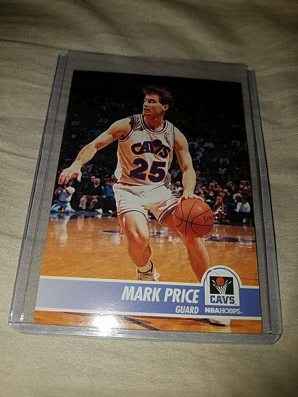 Mark Price Cavs trading card a78e6c19-9011-4c0e-9de8-83ca2deb20cd