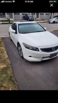 2008 Honda Accord Coupe EX Keys and Ownership get it today!! Toronto
