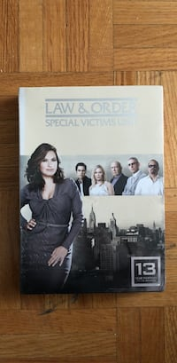 Law and Order Special Cictims Unit Season 13 Toronto, M4S 2H2