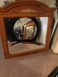 Beautiful Solid wood Mirror  Houston, 77015