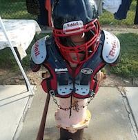 FOOTBALL EQUIPMENT  Baltimore, 21205