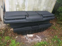 black and gray plastic tool box Orlando, 32811
