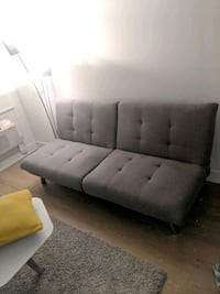 Grey sofa-bed just like brand new Montreal