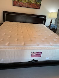 King mattress and king bed Edmonton, T5H 1S4