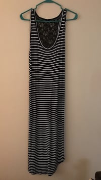 Black and white jessica simpson maxi dress Oxford, 36260