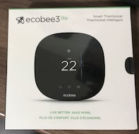 Smart Thermostat Ecobee3 Lite for sale Mississauga, L5M