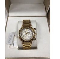 Versace Yellow Gold Watch  Hollywood, 33021