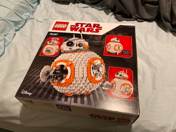 BB8 Lego NEW/UNOPENED 3