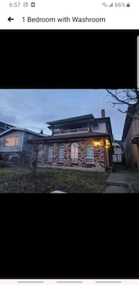 HOUSE For Rent 1BR 1BA Vancouver