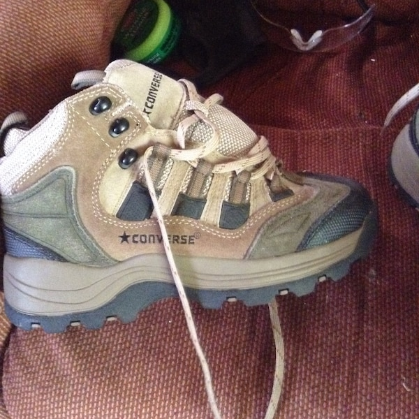 f45451c68096 Used Converse All Star steel toe shoes for sale in Crawfordsville - letgo