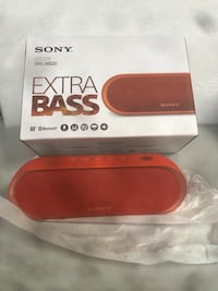 Wireless speakers Sony Mississauga, L5E