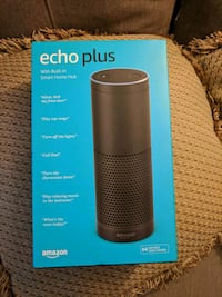 Unopened Amazon Echo Plus Toronto, M6S 4A2