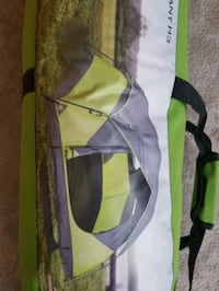 3 person pop up tent -used once Brechin, L0K 1B0