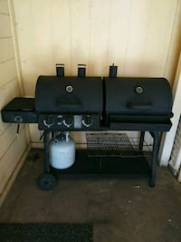 black and gray gas grill Odessa