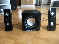 NEW AND SPOTLESS iLive Bluetooth 2.1 Speaker System with Subwoofer Vaughan