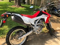 2015 Honda Crf  250 cc Enduro street legal Missouri City, 77489