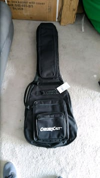 *New* Chromacast Electric Guitar Gig Bag $30