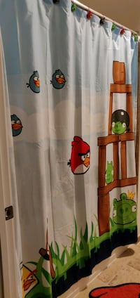 Angry Birds Bathroom Set Hamilton, 20158