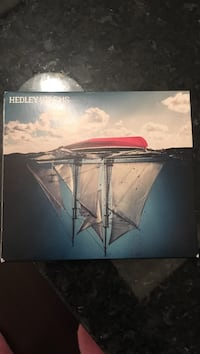 Hedley Storms CD
