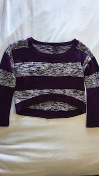 Take Away Cropped Sweater 40 km
