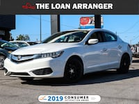 2016 ACURA ILX PREMIUM 57464 KMS and 100% approved Cambridge