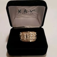 Gold Kay Jewelers ring in box Charles Town, 25414
