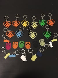 Bookmark and Key Chain Coquitlam, V3B 7H8