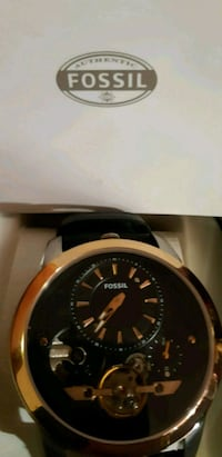 FOSSIL,anniversary  watch  worth 260$ St. Catharines, L2M 4G1