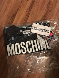 Moschino x HM shirt brand new small North Vancouver, V7H 2T5