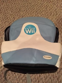 Nintendo Wii Backpack Carrying Case 569 km