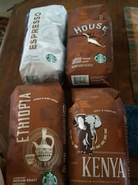 SRARBUCKS COFFEE I LB PACKS NEW Phoenix, 85022