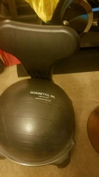 Exercise ball with chair  Lothian, 20711