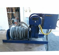 MY-TE industrial winch Raleigh, 27603
