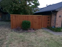 Fence and gate installation Del City