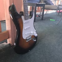 32 inch right handed Nova electric guitar,