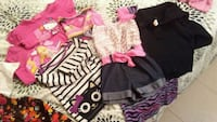 toddler's assorted clothes Winnipeg, R3T