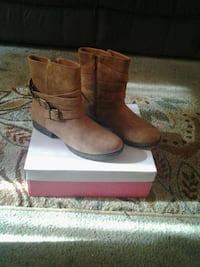 brown suede boots Mobile, 36607