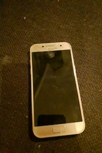 Hvit Samsung Galaxy android-smarttelefon a3 2017 Arendal, 4842