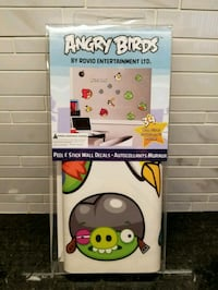 Angry Birds Wall Decals $10 New Edmonton, T5P 3M7
