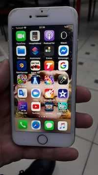 İPhone 6s 34 GB silver