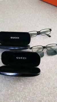 Gucci glasses $20 each or $30 for both Bel Air, 21015