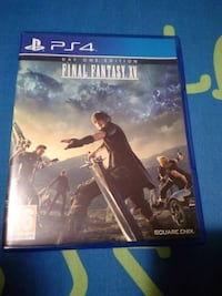 Final fantasy XV ps4 Vall de Uxó, 12600