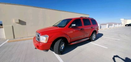 2005 Dodge Durango 4x4 Limited Sport Tow Package