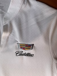 Women's New Cadillac Golf Polo Small Los Angeles, 91403