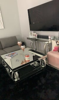 Coffee table and sofa table