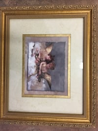 """Small picture in frame 9""""x11 Barrie, L4N 1G6"""