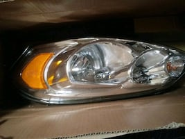 Headlight 2008 impala