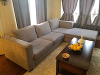 Sofa chair with lounge Vaughan, L4L 9R7